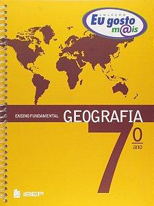 EU GOSTO MAIS GEOGRAFIA 7
