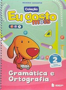 EU GOSTO MAIS GRAMÁTICA VOLUME 2