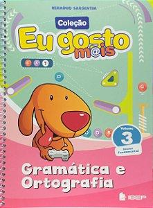EU GOSTO MAIS GRAMÁTICA VOLUME 3