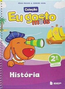 EU GOSTO MAIS HISTÓRIA 2 ANO