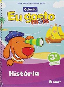 EU GOSTO MAIS HISTÓRIA 3 ANO