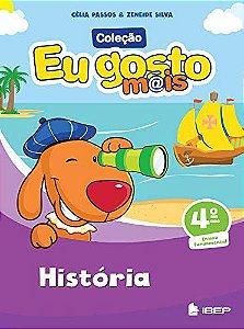 EU GOSTO MAIS HISTÓRIA 4 ANO