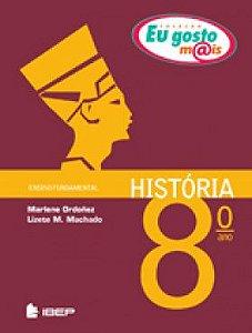 EU GOSTO MAIS HISTÓRIA 8