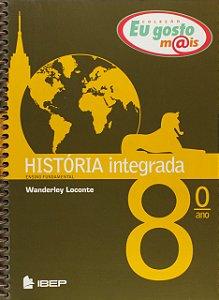 EU GOSTO MAIS HISTÓRIA INTEGRADA 8