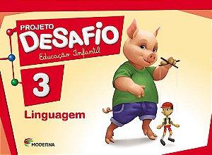 Projeto Desafio - Linguagem - Volume 3