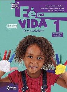 FÉ NA VIDA 1 ED.INF. EDIÇÃO 2016