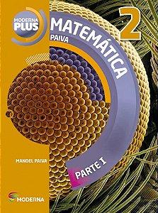 Moderna Plus Matemática Paiva - Volume 2