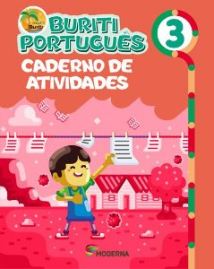 Buriti - Português - 3º ano Caderno de atividades