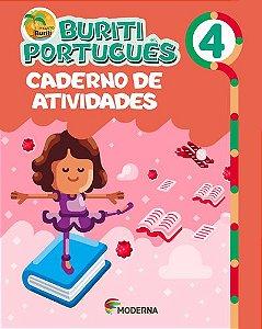 Buriti - Português - 4º ano Caderno de atividades