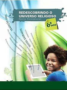Redescobrindo O Universo Religioso - 6 Ano Aluno