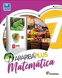 Araribá Plus - Matemática - 7ºano