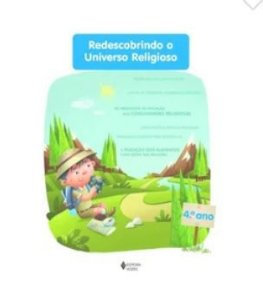 Redescobrindo O Universo Religioso - 4 Ano Aluno