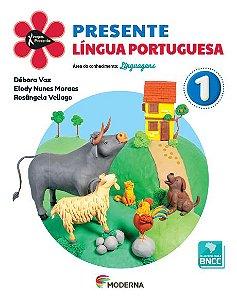 Presente - Língua Portuguesa - 1º ano - 5ª edição