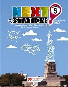 Next Station Starter - Student´s Book