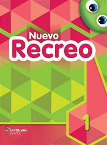 Nuevo Recreo 1 - Libro del Alumno + Las aventuras de Tita + libro digital