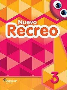 Nuevo Recreo 3 - Libro del Alumno + Pequeños ciudadanos + libro digital