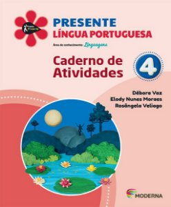 Presente - Língua Portuguesa - 4º ano - Caderno de Atividades - 5ª edição