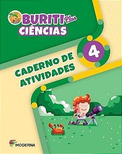 Buriti Plus - Ciências - 4º ano - Caderno de Atividades