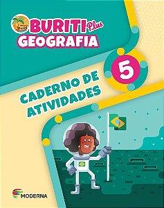 Buriti Plus - Geografia - 5º ano - Caderno de Atividades