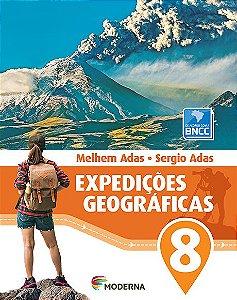 Expedições geográficas - 8º ano - 3ª edição