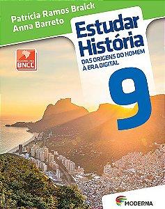 Estudar história: das origens do homem à era digital - 9º ano - 3ª edição
