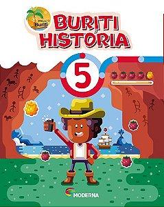 Buriti - História - 5º ano