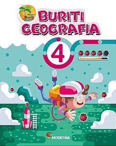 Buriti - Geografia - 4º ano