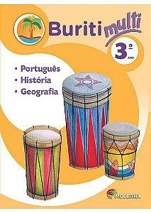 Projeto Buriti Multi Integrado -Português, História e Geografia - 3º ano