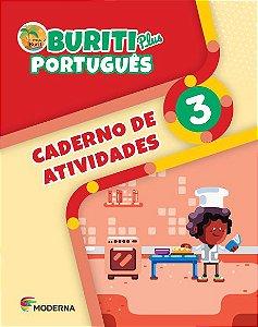 Buriti Plus - Português - 3º ano - Caderno de Atividades
