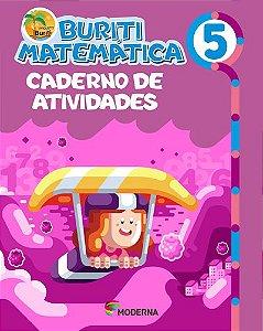 Buriti - Matemática - 5º ano Caderno de atividades
