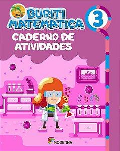Buriti - Matemática - 3º ano Caderno de atividades
