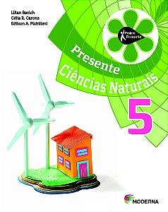 Projeto Presente - Ciências Naturais - 5º ano