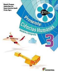 Projeto Presente - Ciência Humanas, História e Geografia - 3º ano