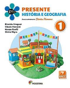 Presente - História e Geografia  Projeto Presente Ciências Humanas - HG 1°ano - 5ª edição