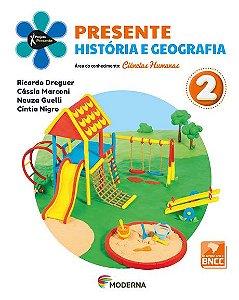 Presente - História e Geografia - 2ºano Projeto Presente Ciências Humanas - HG - 5ª edição