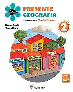 Presente - Geografia - 2º ano - 5ª edição