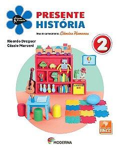 Presente - História - 2º ano - 5ª edição