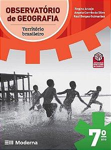 Observatório de Geografia - Território Brasileiro - 7º ano