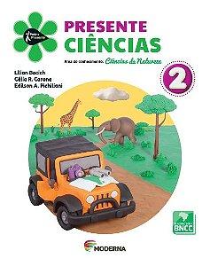 Presente - Ciências - 2º ano - 5ª edição