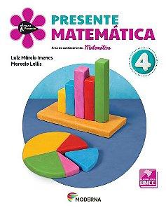 Presente - Matemática - 4º ano - 5ª edição