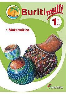 Projeto Buriti Multi - Matemática - 1 º ano