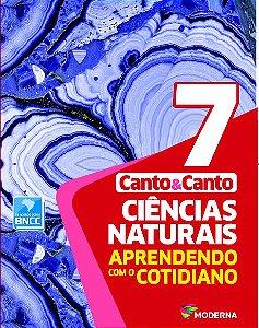 Ciências Naturais - Aprendendo com o cotidiano - 7º ano - 7ª edição - BNCC