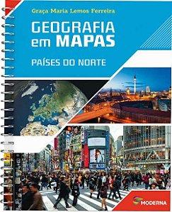 Geografia em Mapas Países do Norte
