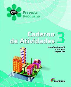 Projeto Presente - Geografia - 3º ano Caderno de atividades