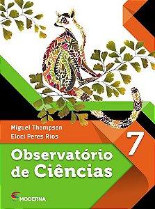 Observatório de Ciências - 7º ano