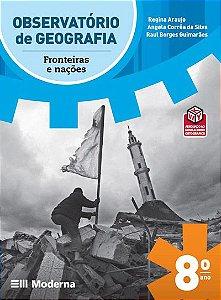 Observatório de Geografia - Fronteiras e Nações - 8º ano