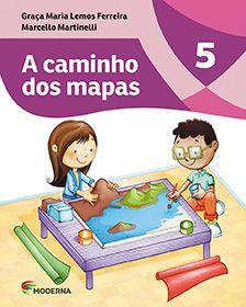 A Caminho dos Mapas - 5º ano