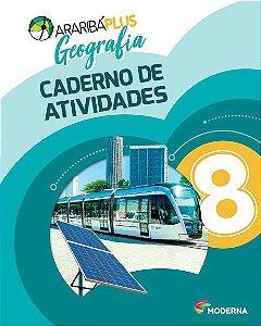 Araribá Plus - Geografia - 8ºano - Caderno de Atividades