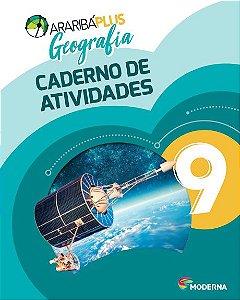 Araribá Plus - Geografia - 9ºano - Caderno de Atividades