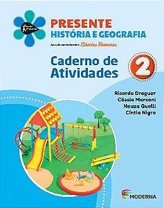 Presente - História e Geografia - 2º ano - Caderno de Atividades - 5ª edição